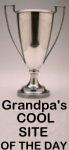 Granpa's Cool Site of the Day