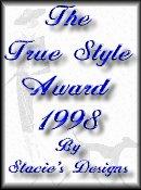 True Style Award